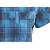 Bergans Leknes SS Shirt Ladies Navy/Light Sea Blue Charcoal